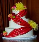 Anne&Tyler sari cake
